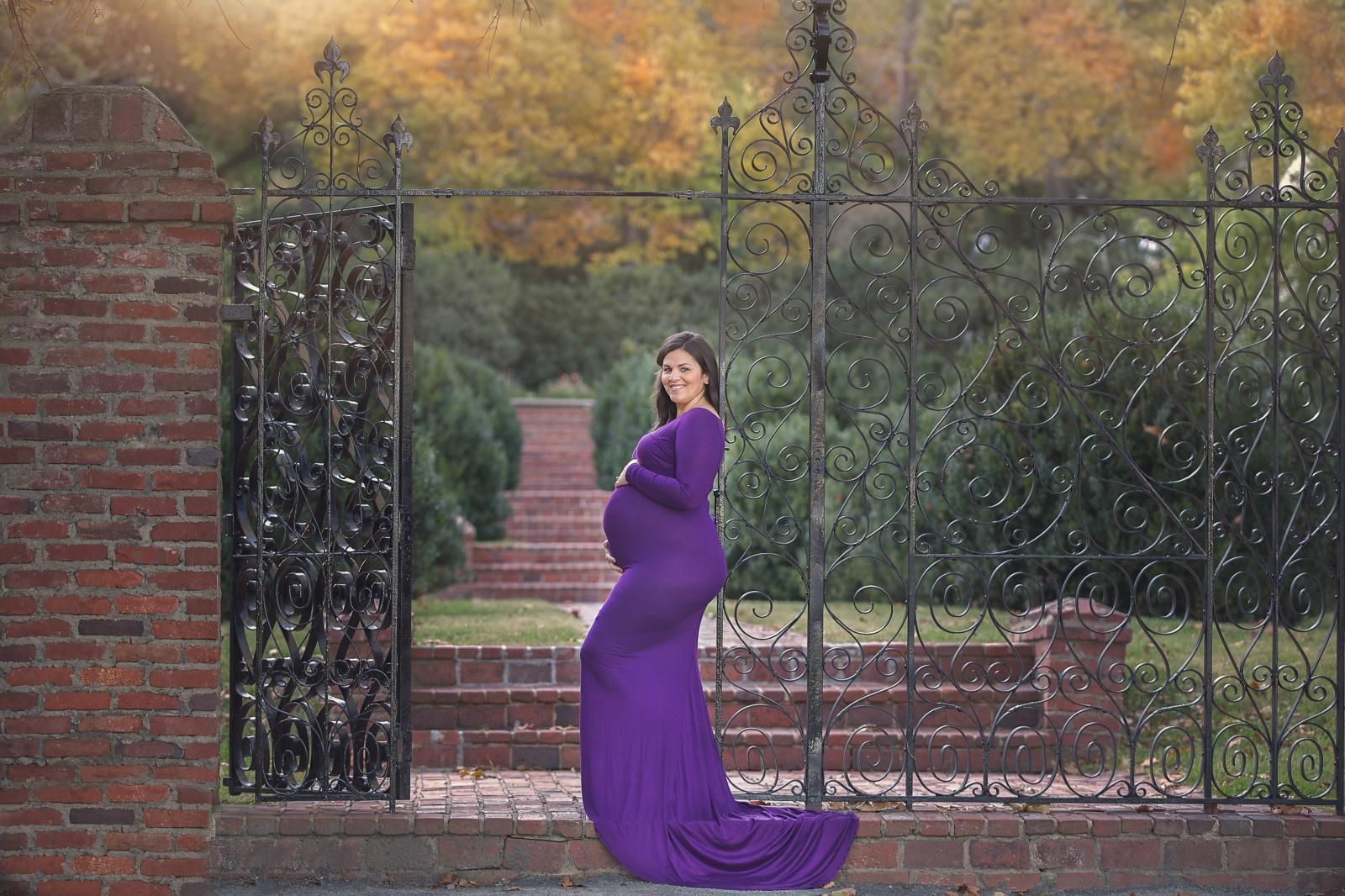 Aldie Maternity Portraits