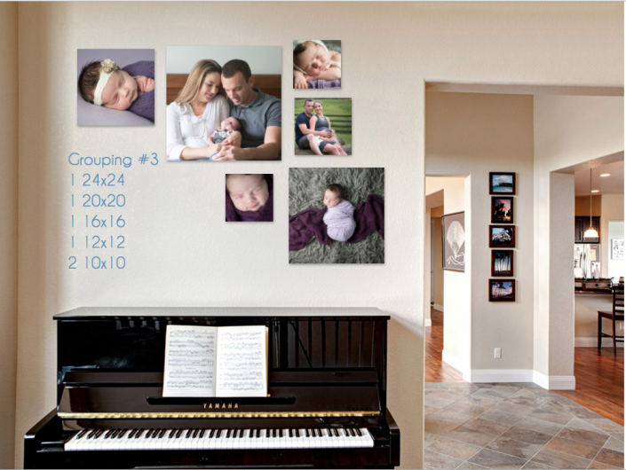 Exciting New Offer - Canvas Groupings!