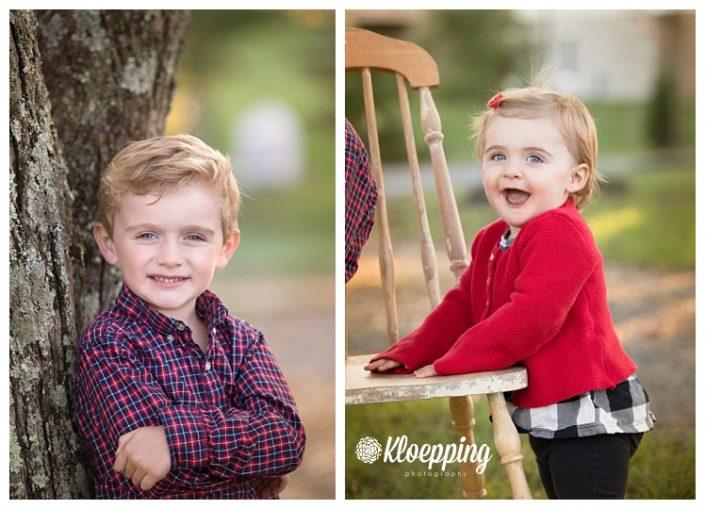 Flash Back to Fall | Ashburn Family Photographer