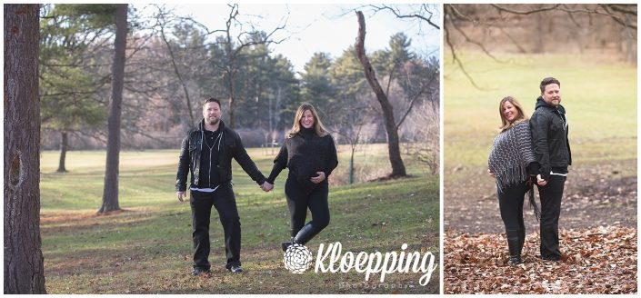 Cate and J | Ashburn Maternity Photographer