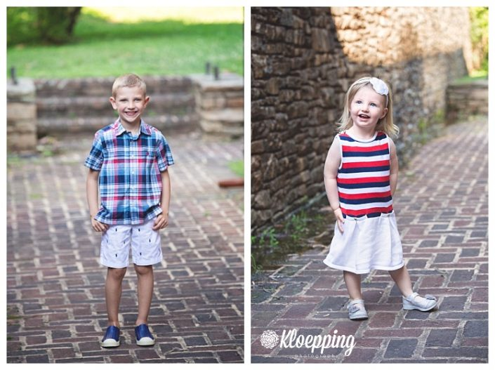 Red, White, and Blue Family Session | Aldie Mill Family Photographer